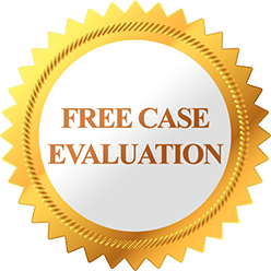 Free Case Evaluation badge